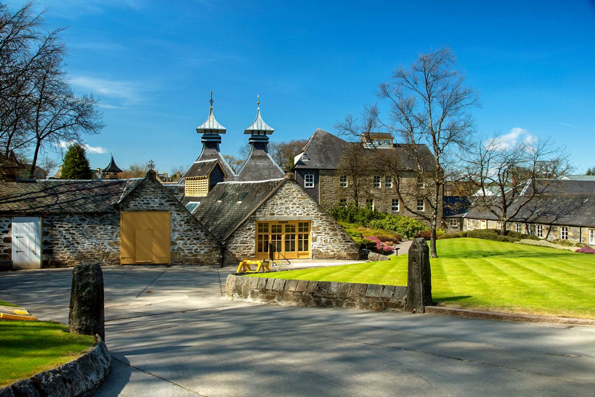 Strathisla Distillery, Keith, one of the venues for Spirit of Speyside 2019