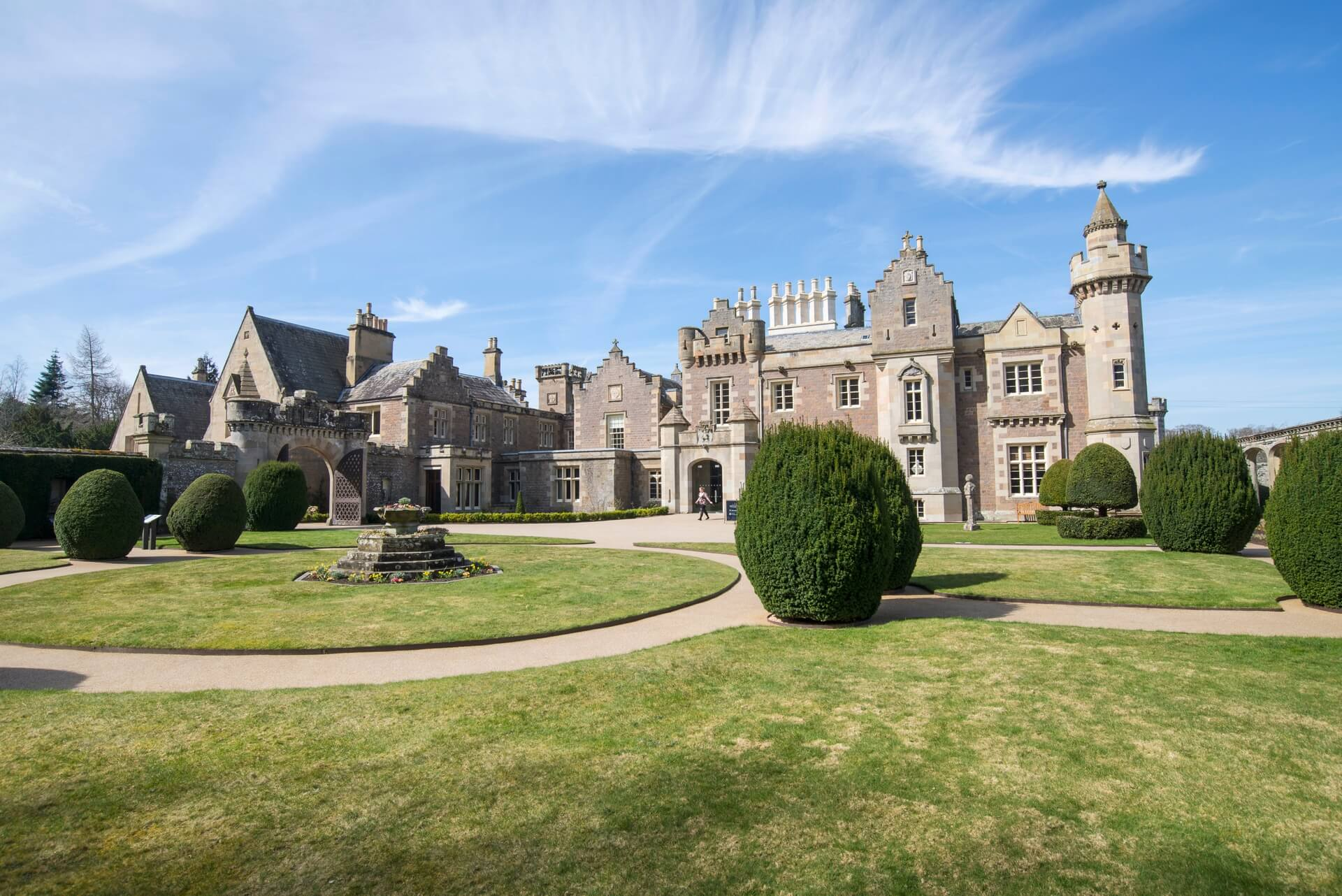 Abbotsford - The Home of Sir Walter Scott, Scottish Borders
