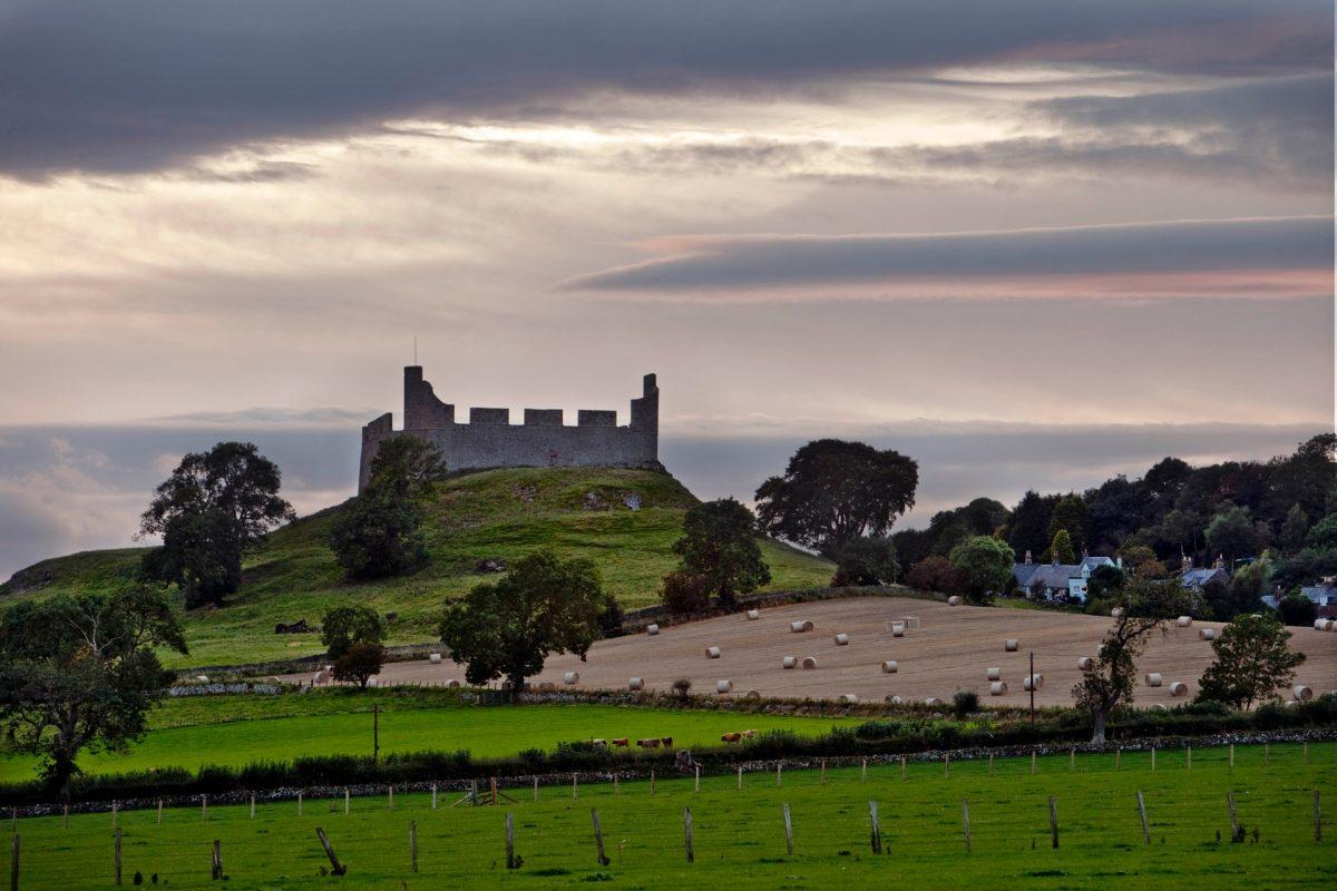 Hume Castle, near Kelso