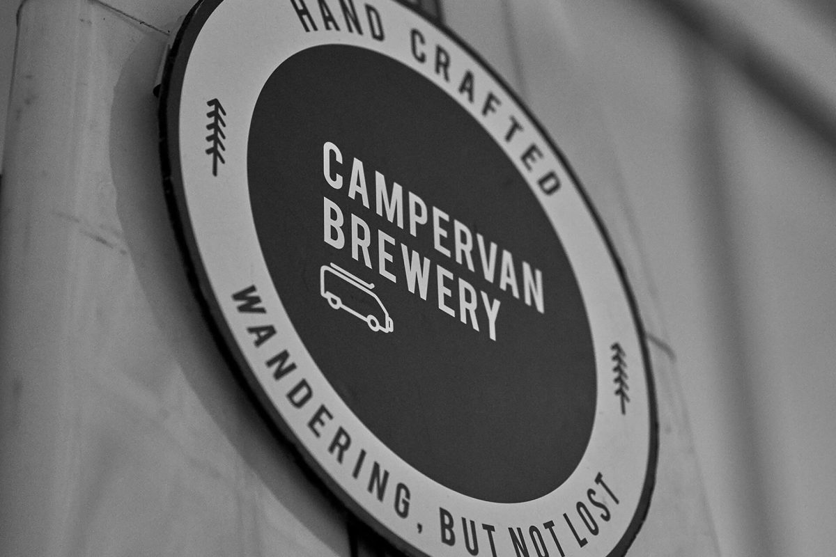 Campervan Brewery, Leith, Edinburgh