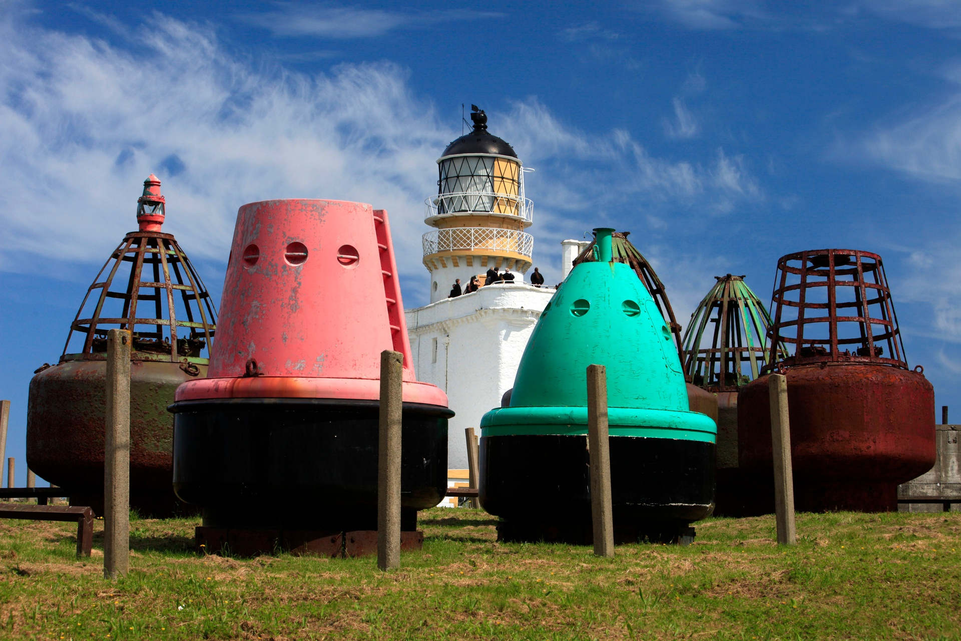 The Museum of Scottish Lighthouses, Fraserburgh, Aberdeenshire