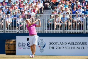 Solheim Cup 2019: Catriona Matthew Talks Scotland