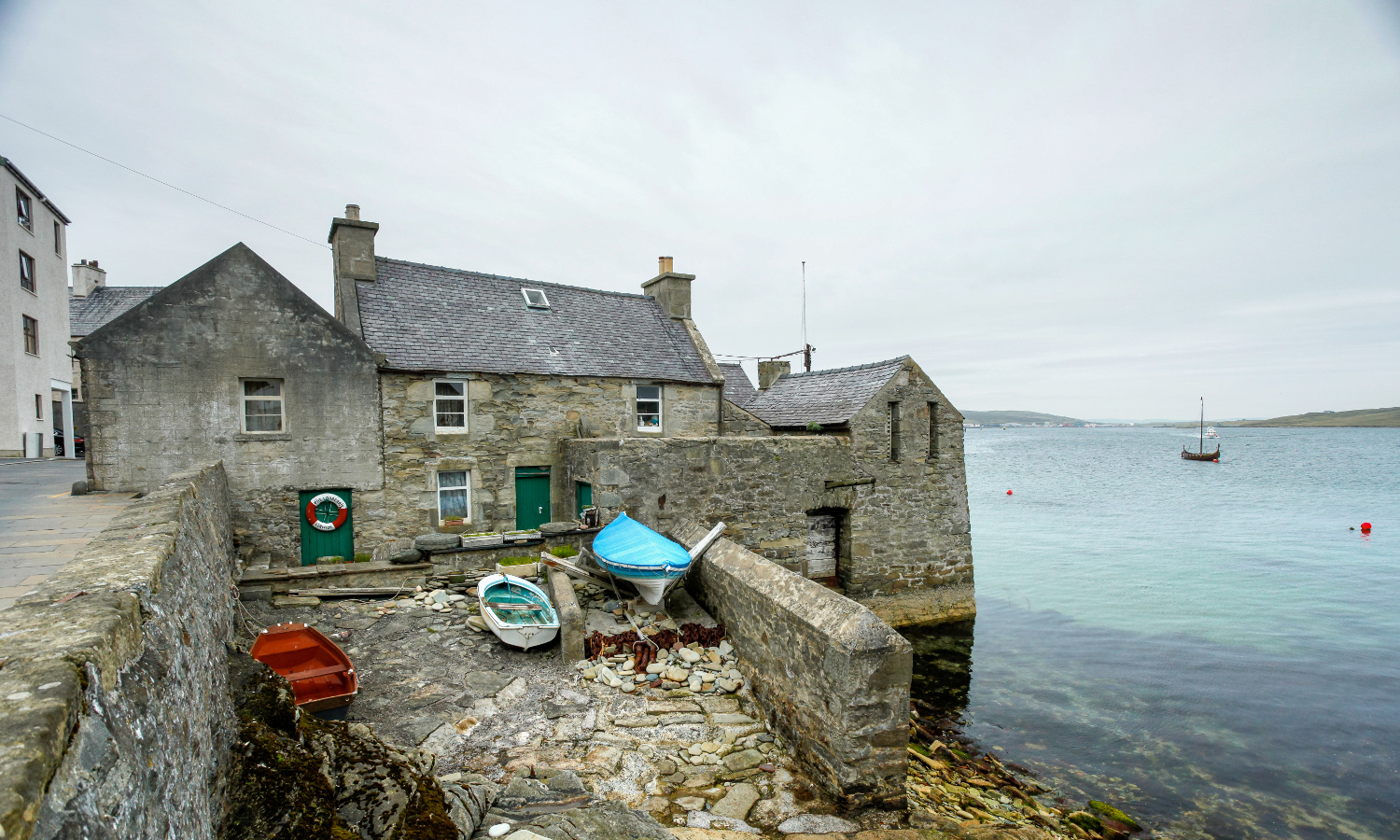 The Lodberries, Lerwick