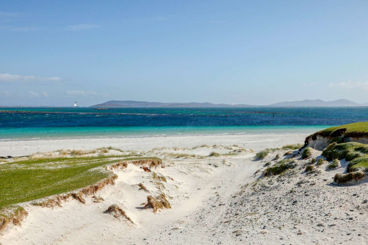 Isle of Berneray, Outer Hebrides