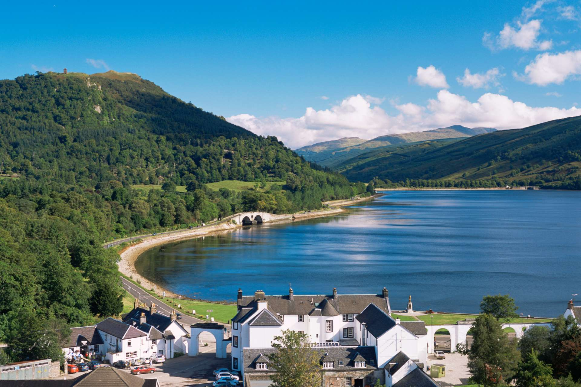 Inveraray on Loch Fyne