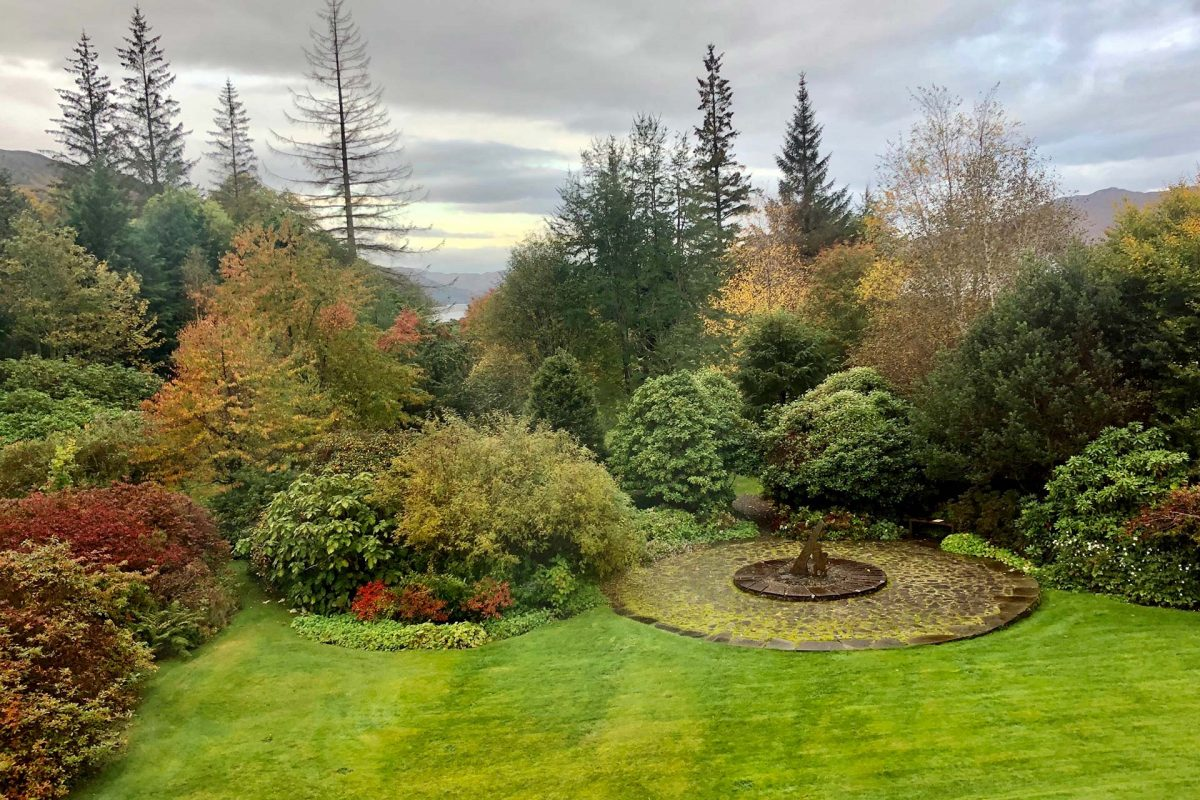 Attadale Gardens, Strathcarron, Highlands