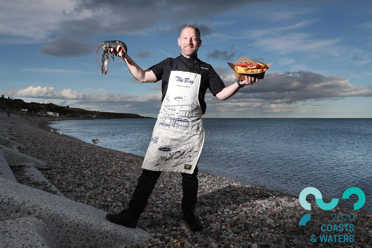 Calum Richardson, founder of The Bay, Stonehaven