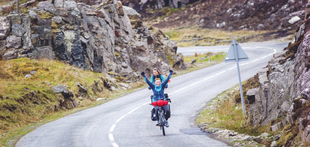 Cycling the Hebridean Way (c) Rachel Keenan Photography