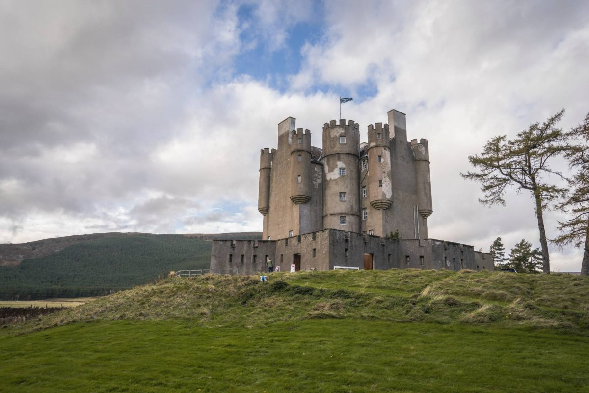Braemar Castle, Royal Deeside, Aberdeenshire