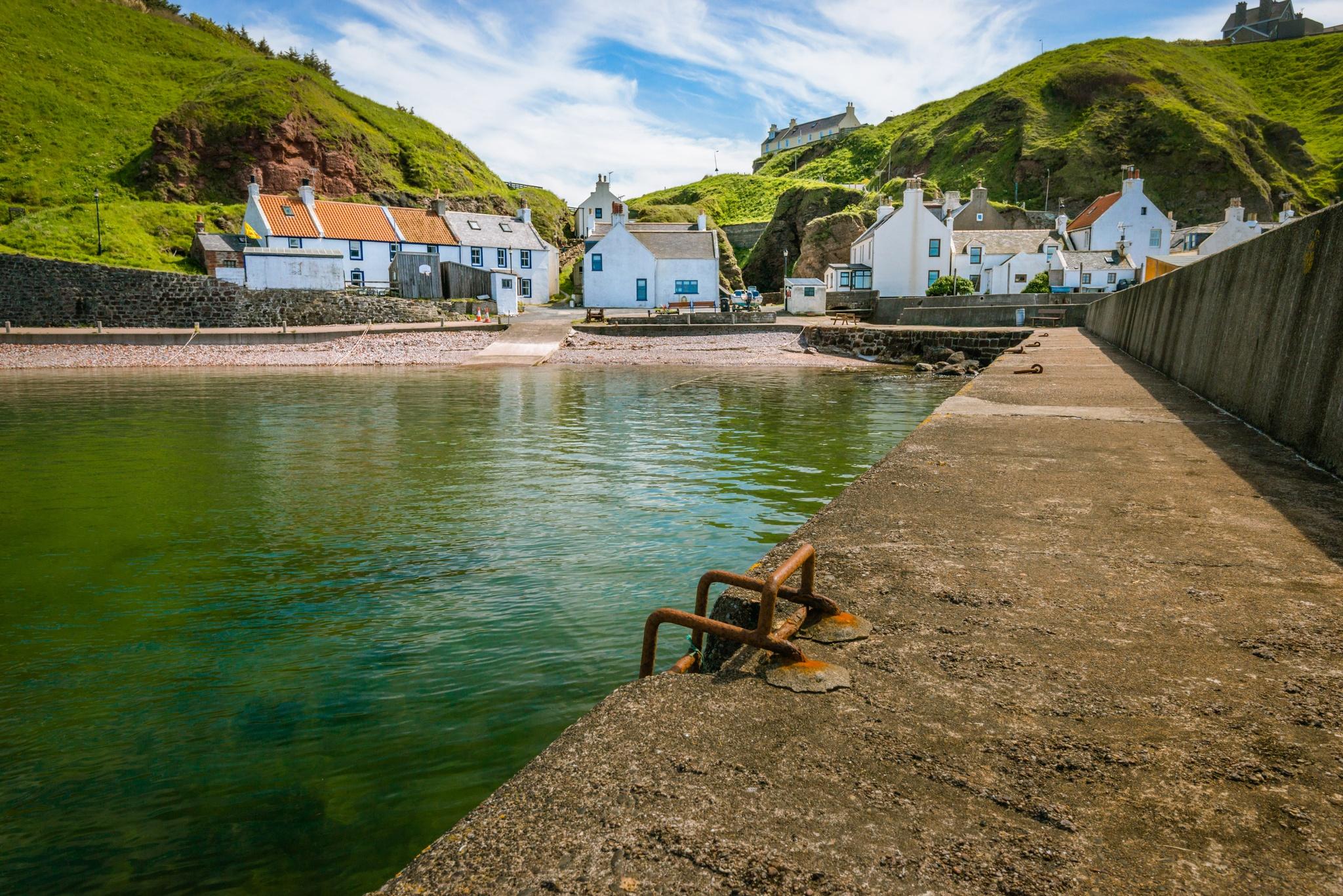 16 Sea View Coastal Beach Cottages In Scotland Visitscotland