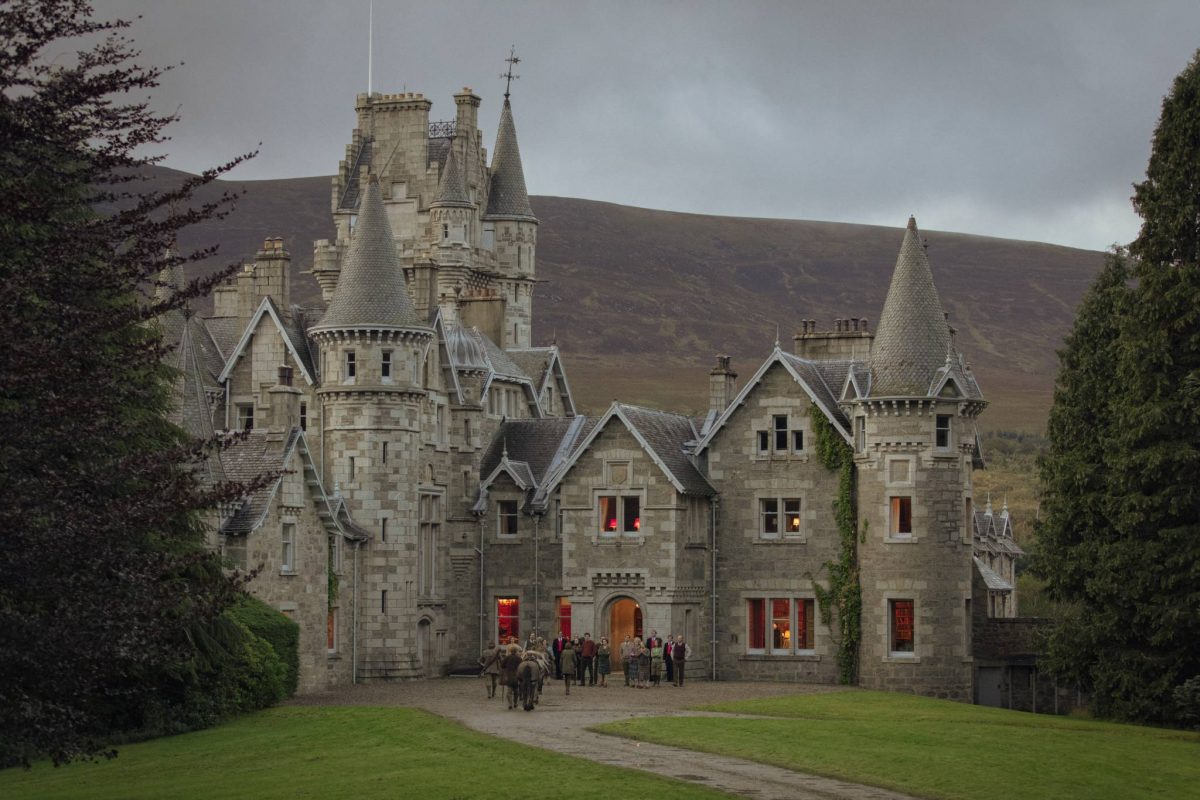 Ardverikie House © Netflix