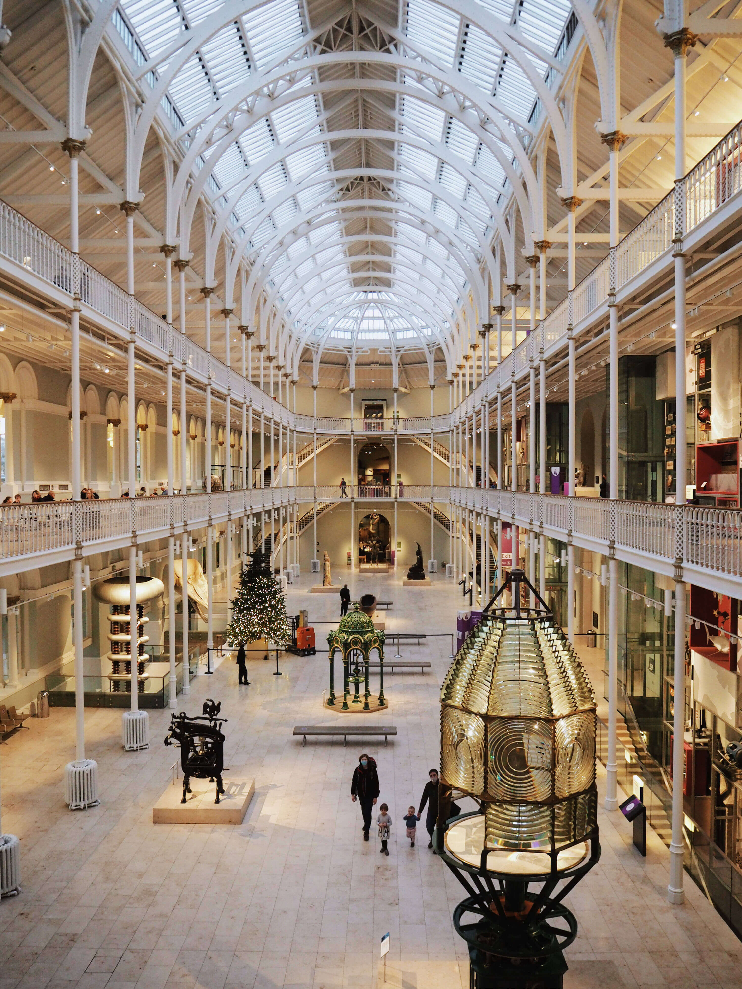 National Museum of Scotland © Claire Fergusson