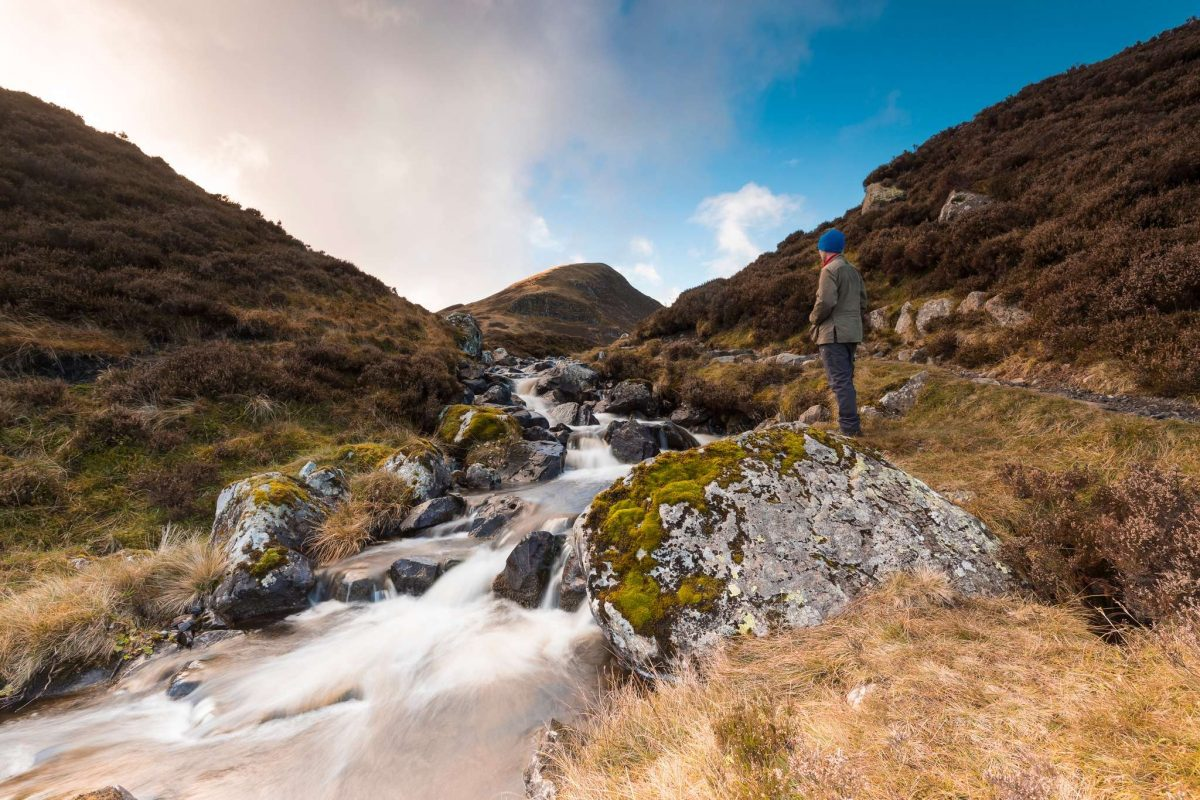 The Grey Mare's Tail, Moffat, Dumfries & Galloway