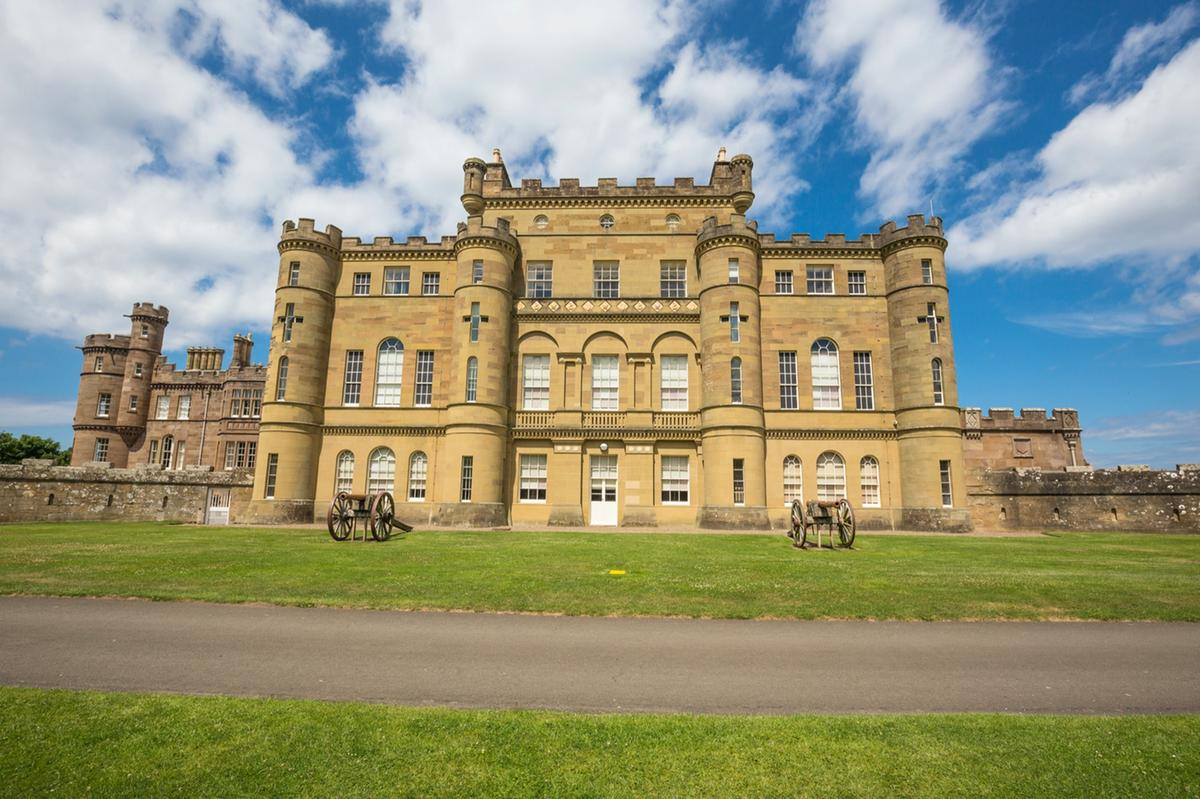 Culzean Castle and Country Park, South Ayrshire