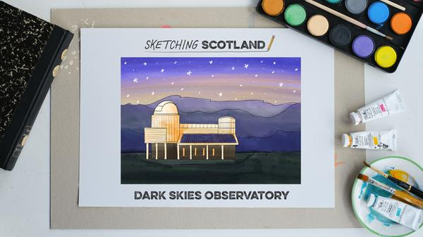 The Scottish Dark Sky Observatory