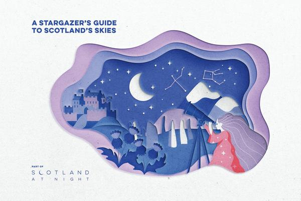 A Stargazer's Guide to Scotland's Skies