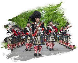 Blair Atholl Highlanders