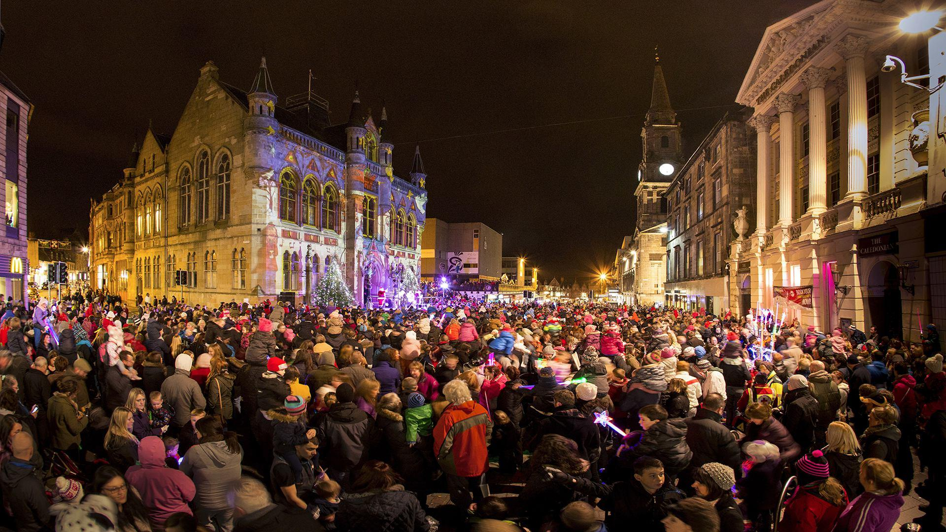 Inverness Christmas Parade 2020 Christmas in Inverness   Markets & Events | VisitScotland
