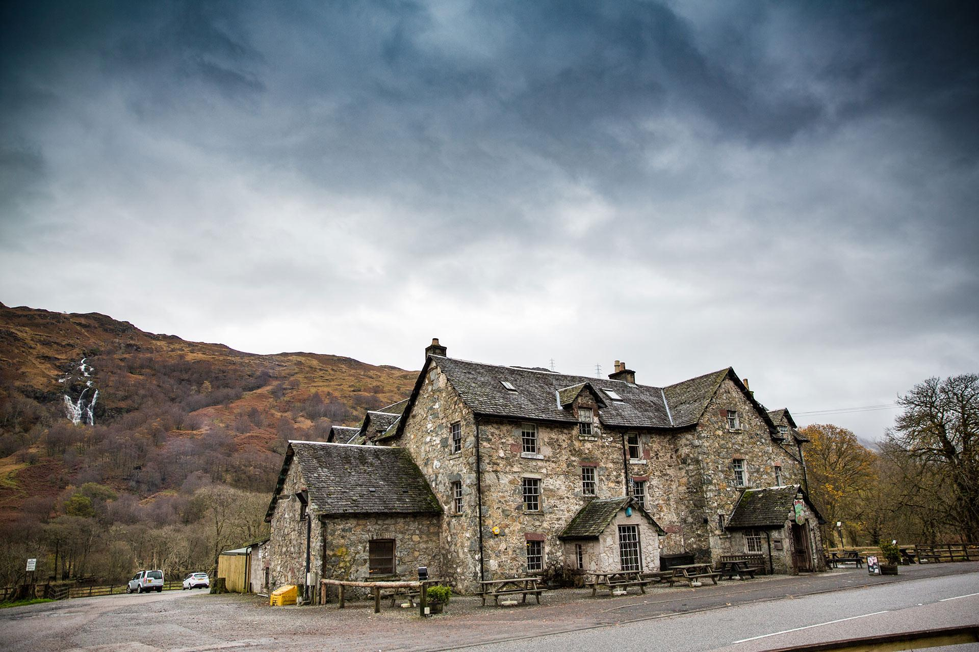 6 unique places to stay in scotland