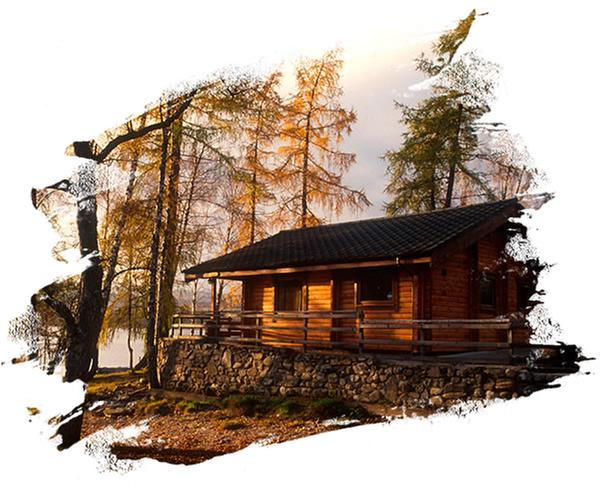 Log Cabins Lodges In Scotland Visitscotland