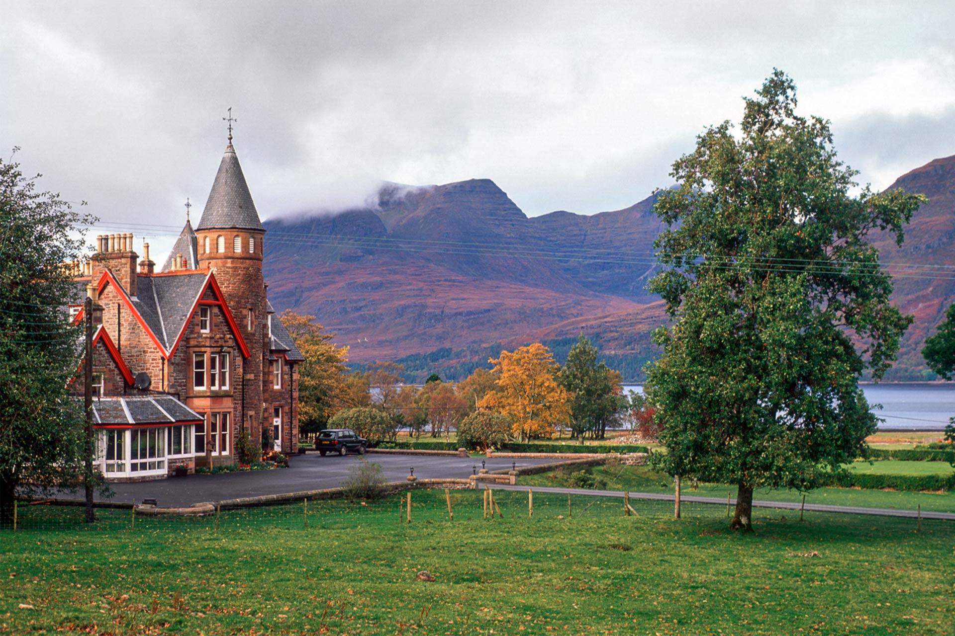 Torridon Hotel Highlands Achnasheen
