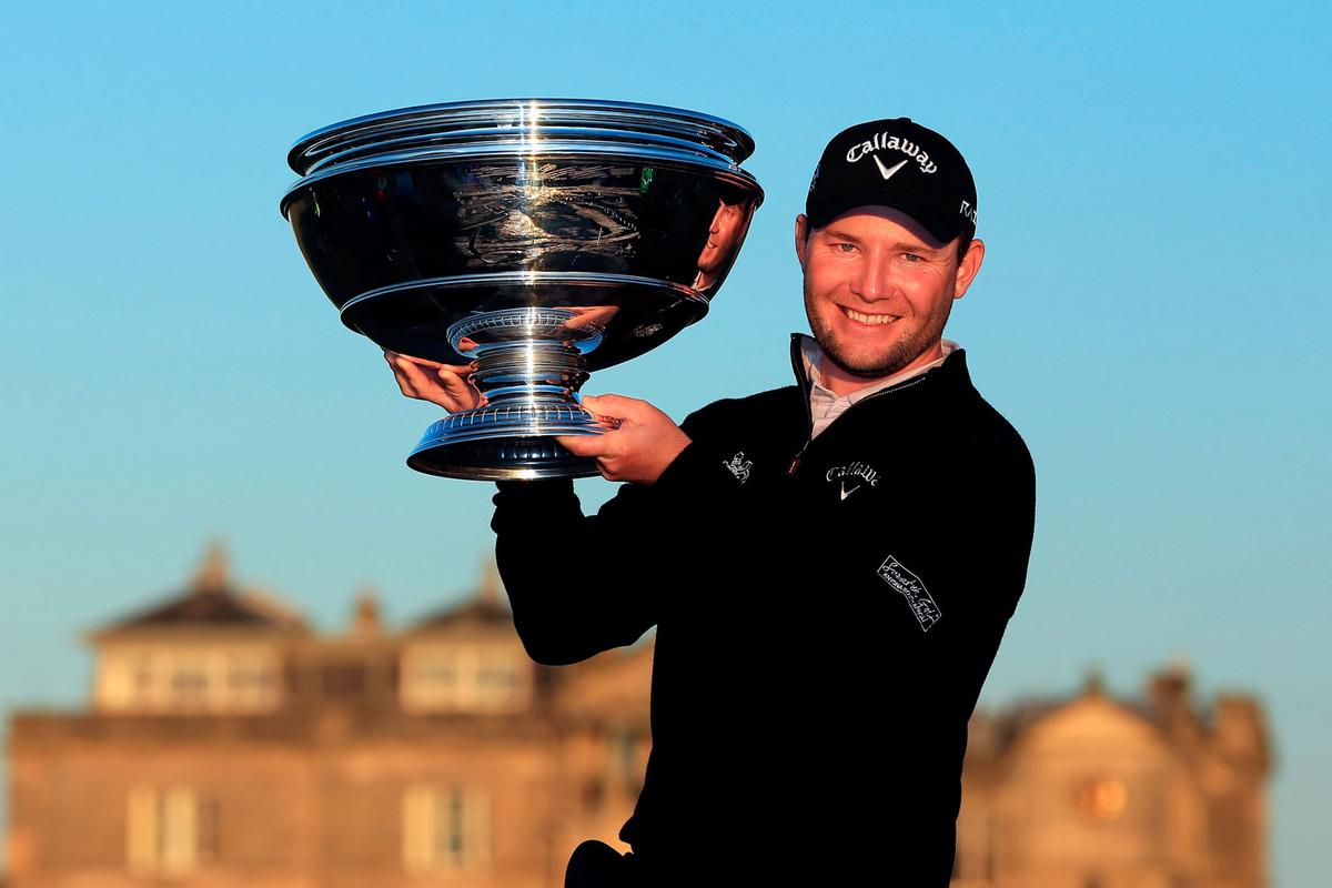 Alfred Dunhill Links Golf Trophy