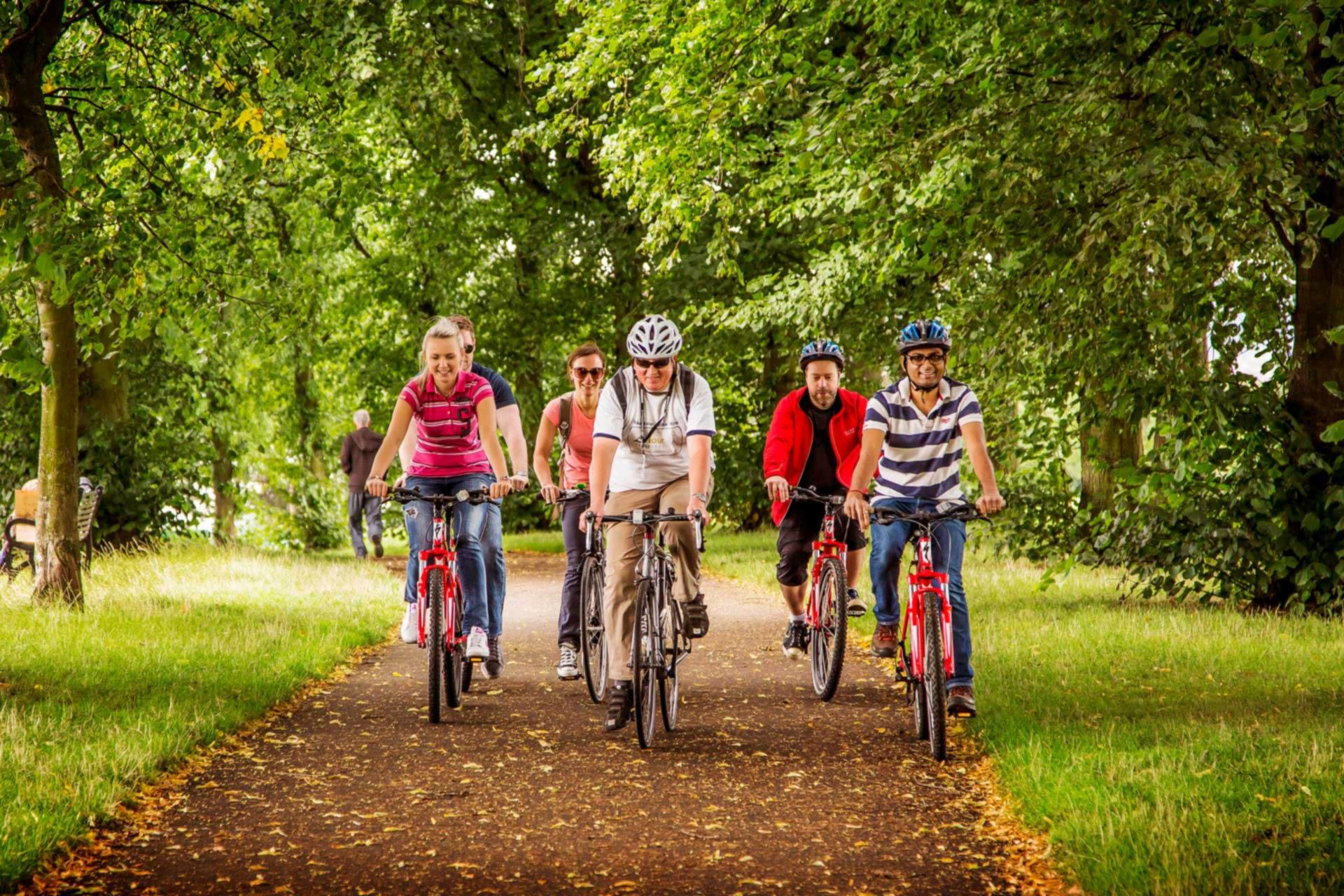 Cycling in Scotland - Bike Hire, Trails & Holidays ...