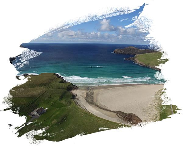 Cliff Beach, Isle of Lewis, Outer Hebrides
