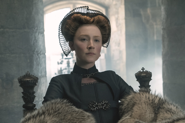 Mary Queen of Scots (Saoirse Ronan) © 2018 Universal Picture