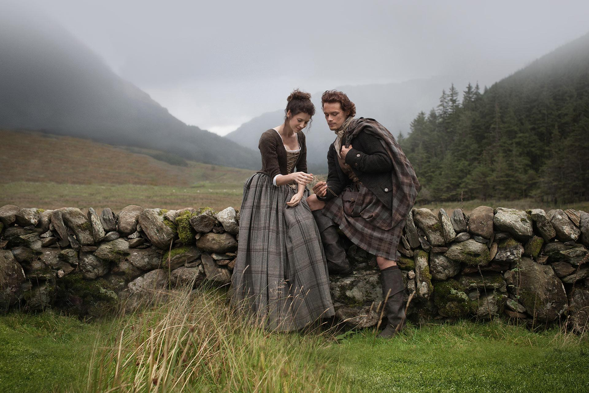 Itinerario De Outlander De 12 D As Ruta Por Escocia En Coche  # Barre Duque Muebles