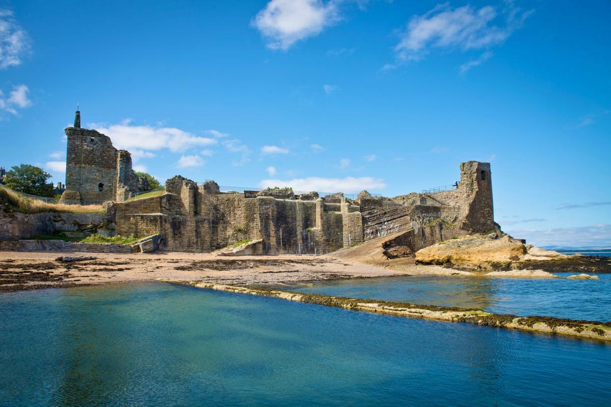 Things to do in fife scotland