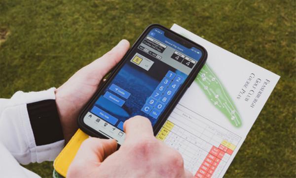 Scottish Golf App