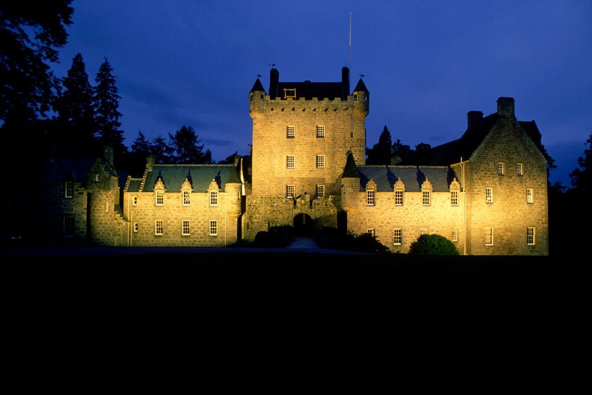 La notte al Castello di Cawdor