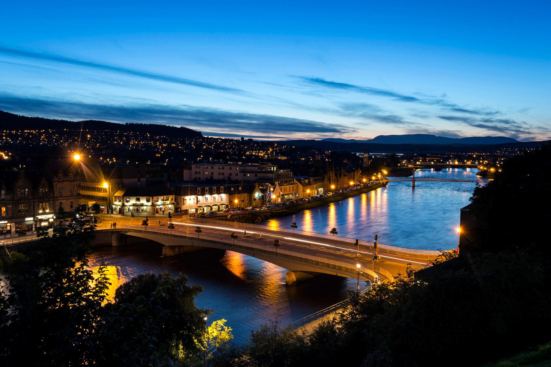 Inverness Accommodation - Self Catering & More | VisitScotland