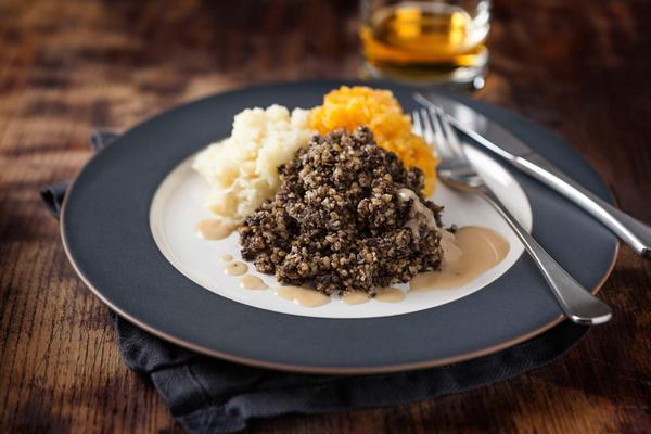 Best Traditional Scottish Food Edinburgh