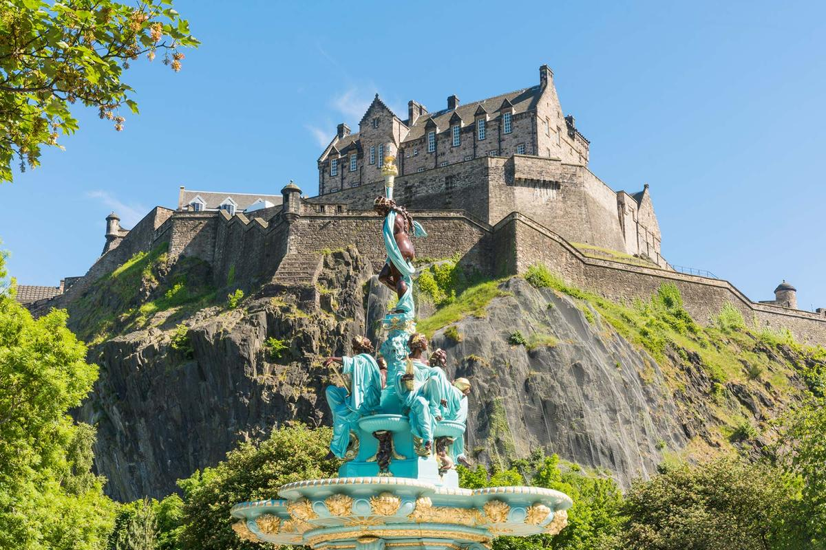 Things To See Do Attractions In Edinburgh Visitscotland
