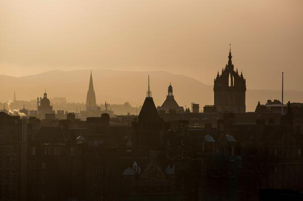 St Giles Cathedral and the Old Town