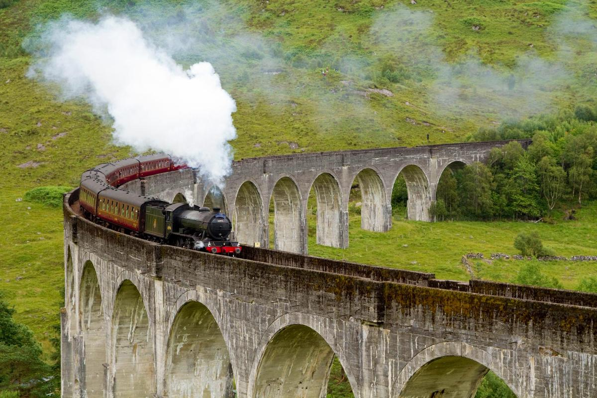 Train Holidays & Railways Tours in Scotland | VisitScotland