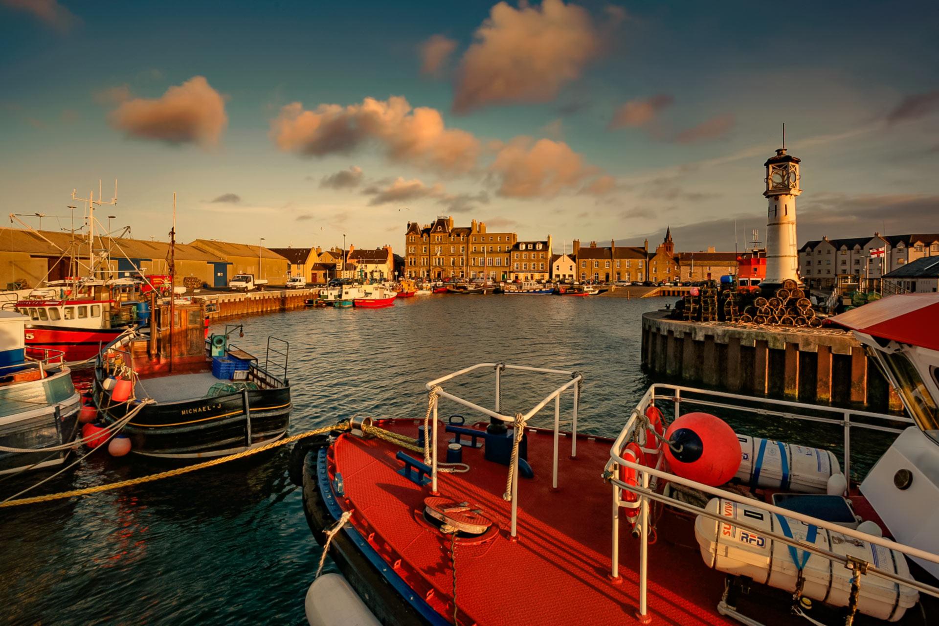 Kirkwall - Accommodation & Things To Do | VisitScotland