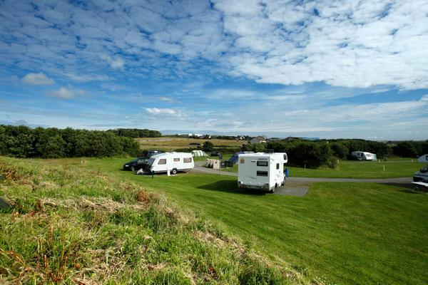 Pickaquoy Caravan and Camping Site, Kirkwall, Mainland, Orkney