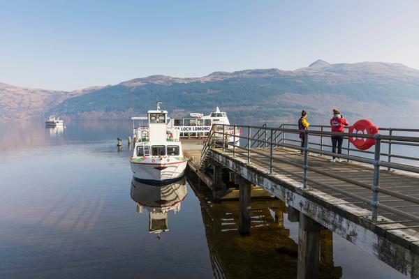 Loch Lomond Cruises from Tarbet