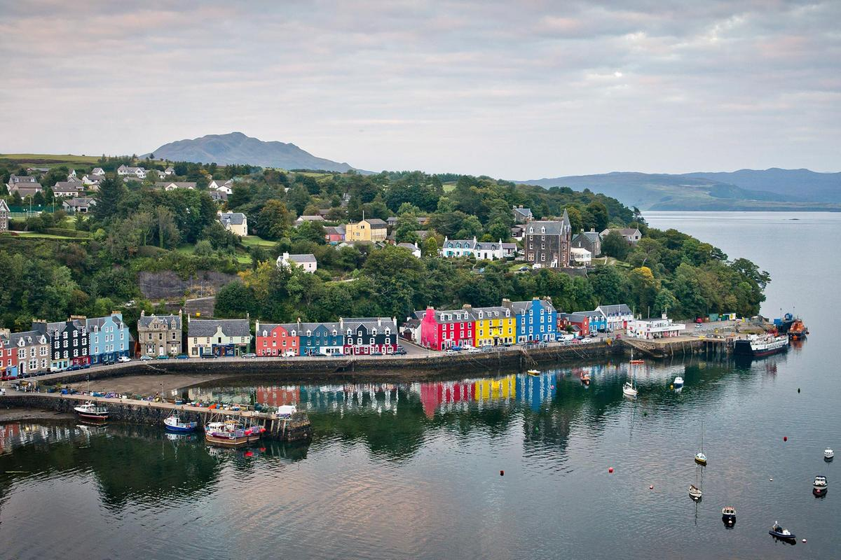 Isle Of Mull Accommodation Self Catering Amp More