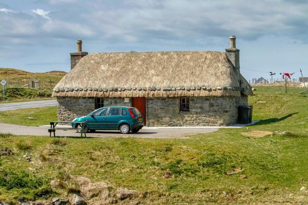 Self-catering on the Isle of Benbecula