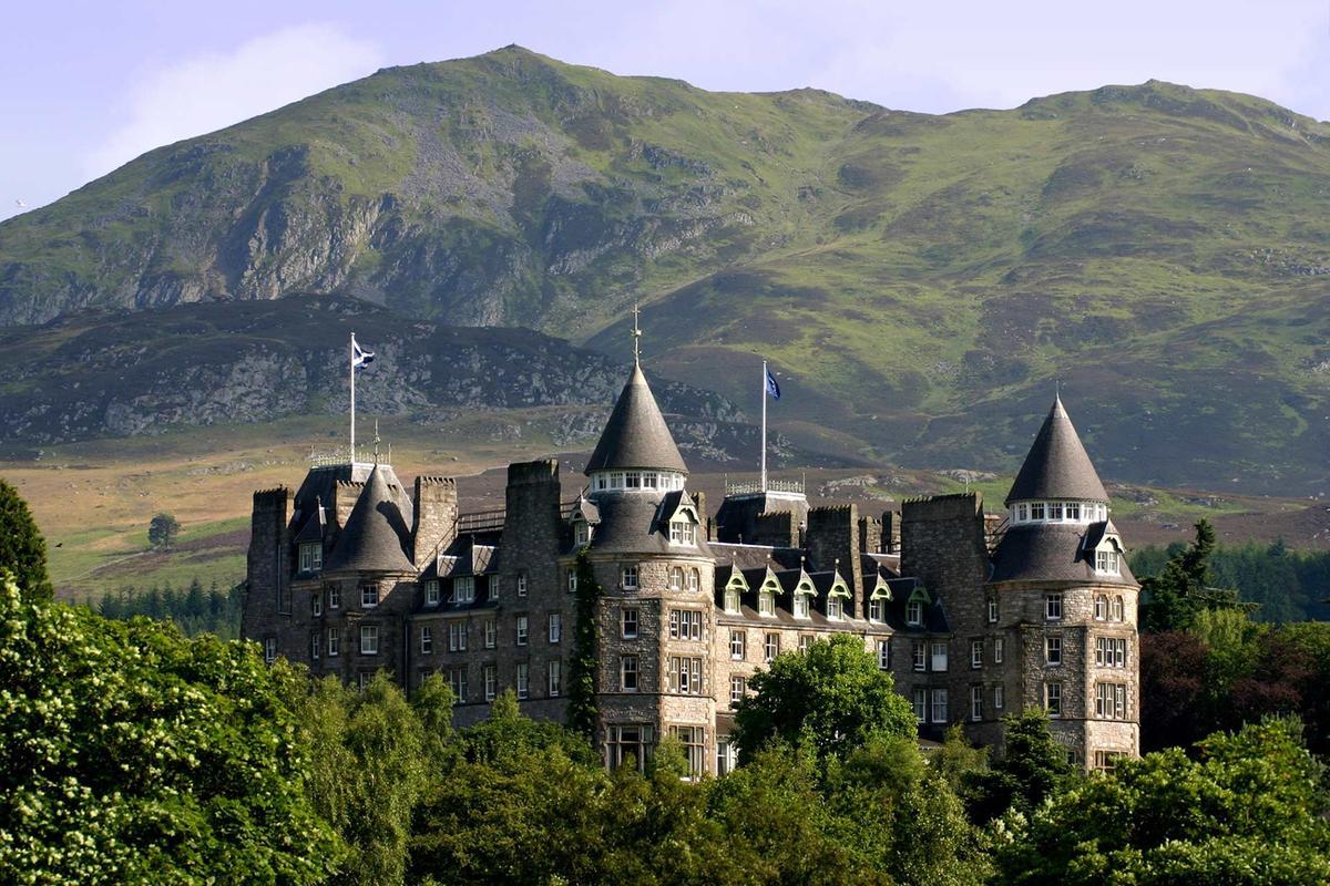 Family Tours England Scotland Ireland