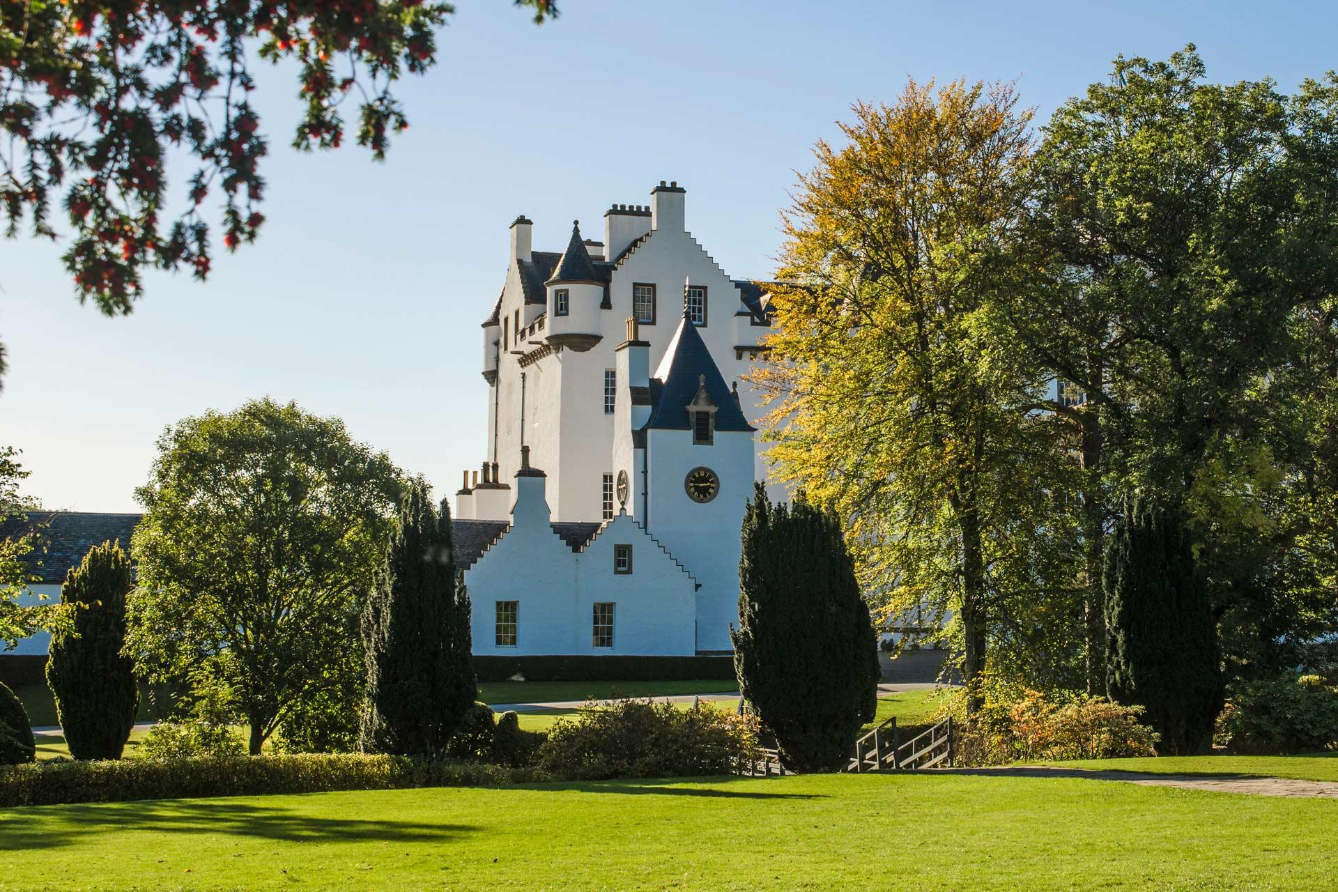 Top 10 Castles In Scotland foto