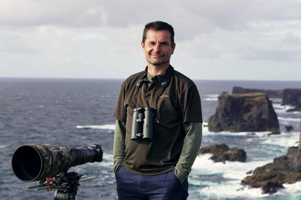Richard Shucksmith from Shetland Photo Tours