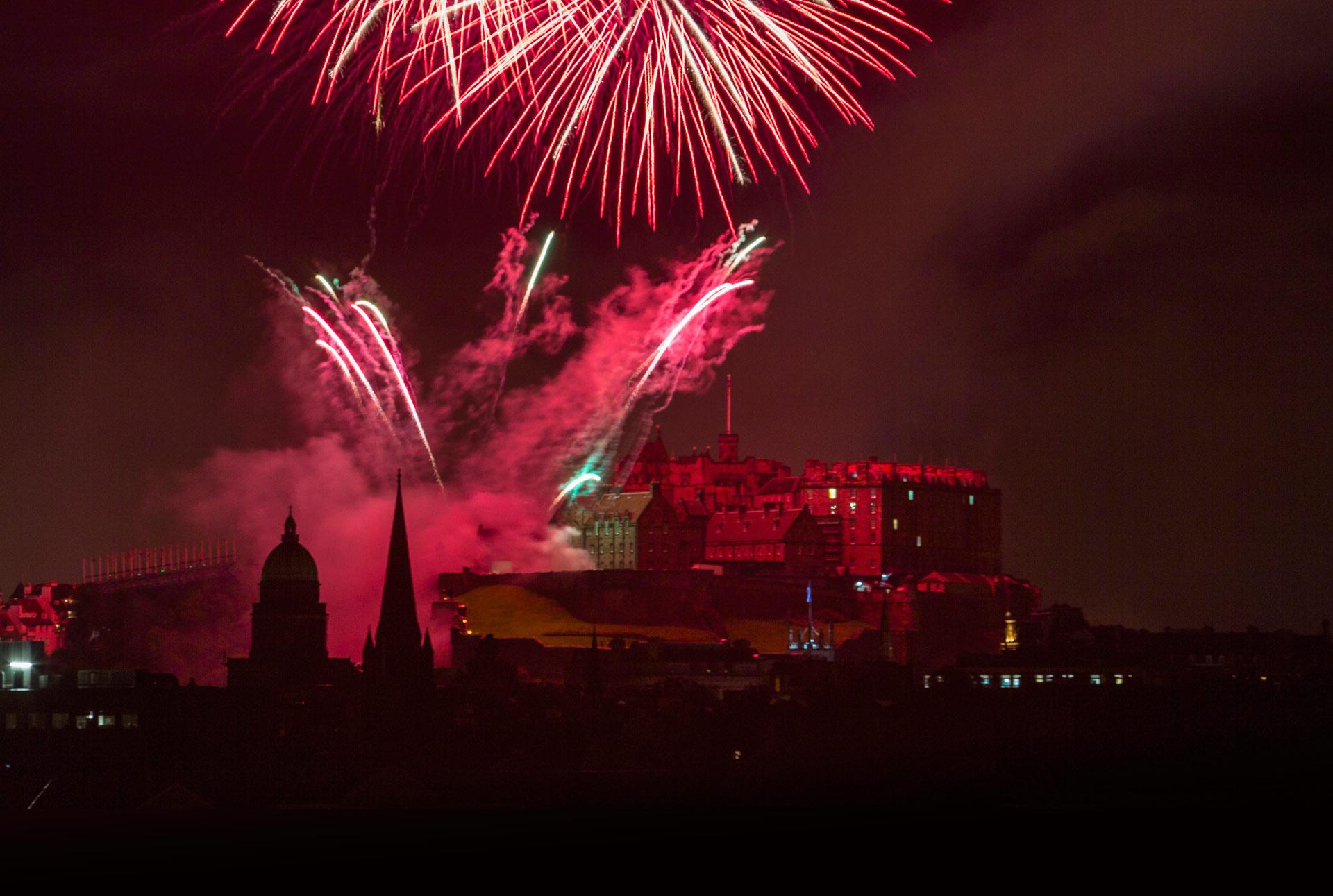 hogmanay new year in scotland visitscotland