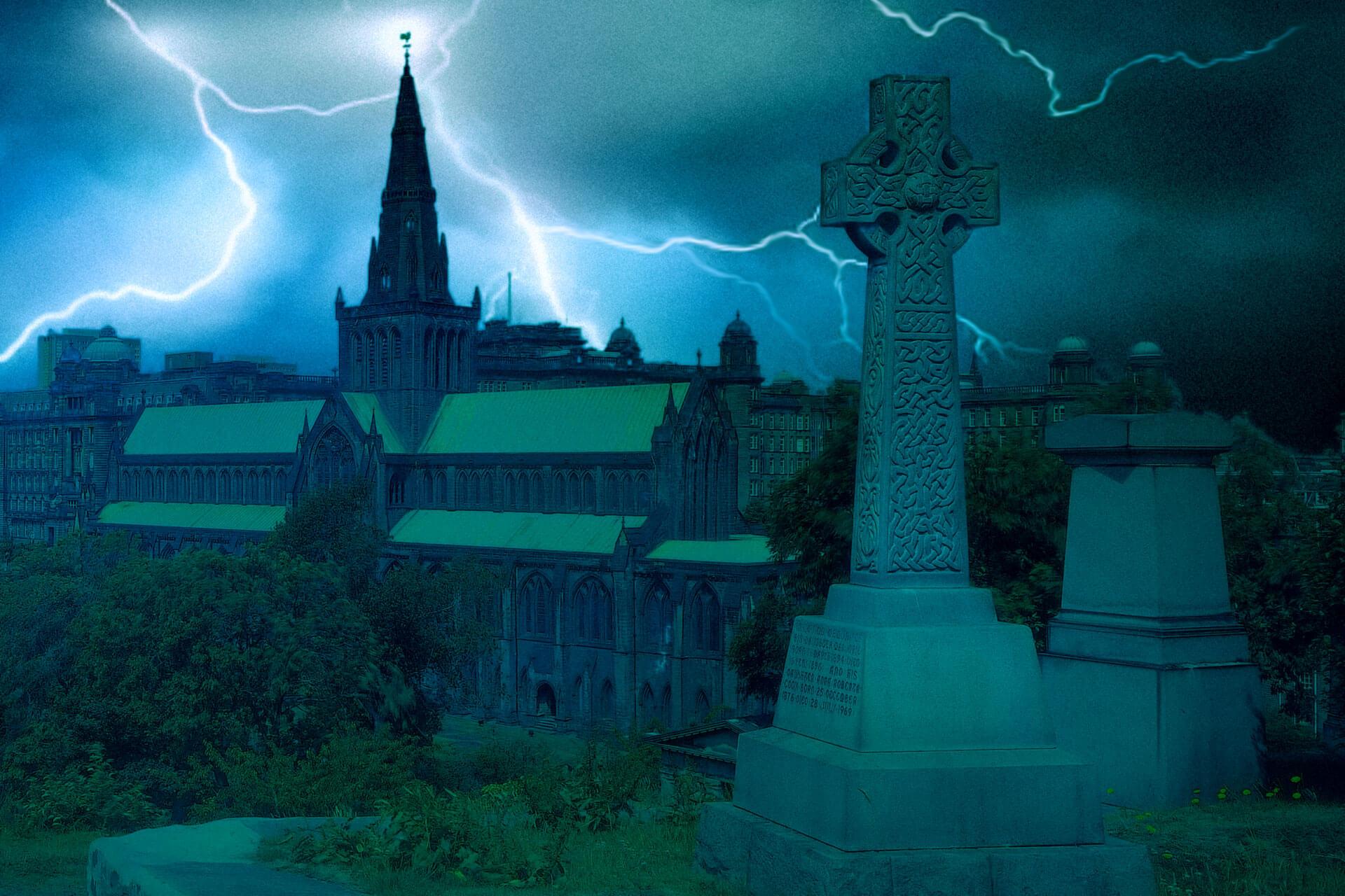Incontri di notte a Glasgow