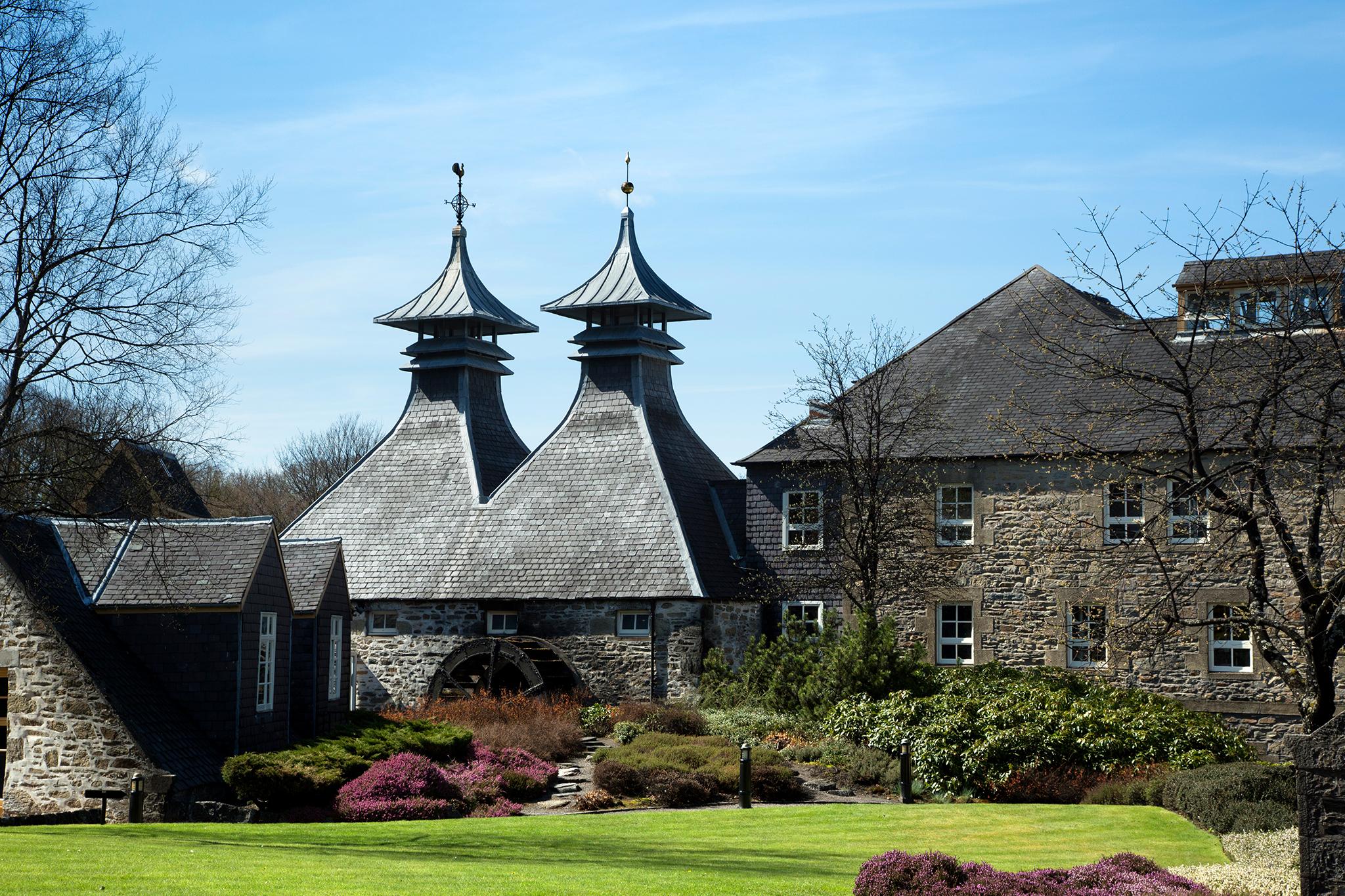 Strathisla Distillery - Speyside Whisky