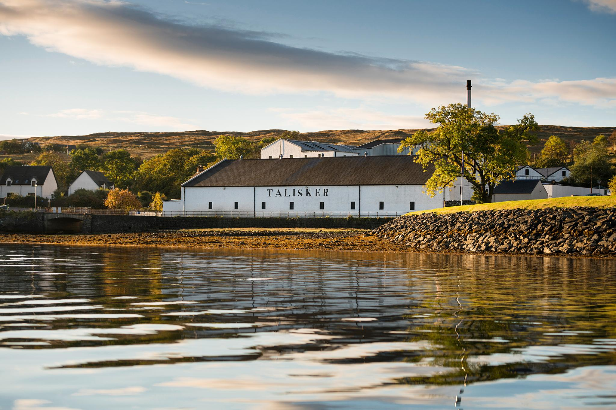 Talisker Distillery - Highland Whisky
